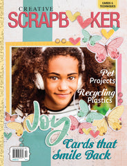 Creative Scrapbooker Magazine - Summer 2021