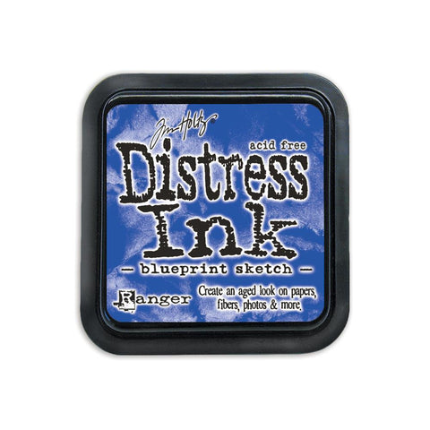 Blueprint - Tim Holtz Distress Ink Pad (July)
