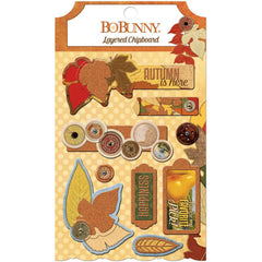 Farmers' Market Adhesive Layered Chipboard