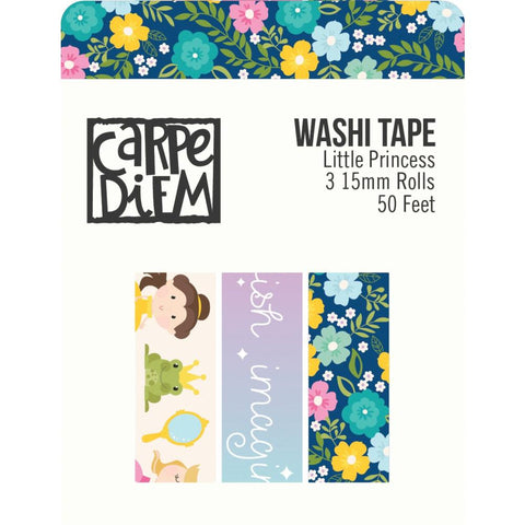 Little Princess - Simple Stories - Washi Tape 3/Pkg