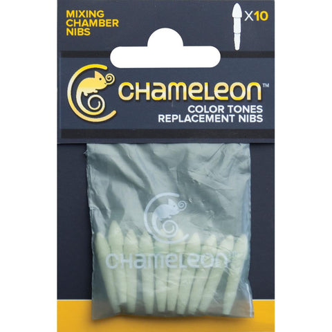 Chameleon Replacement Mixing Nibs 10/Pkg