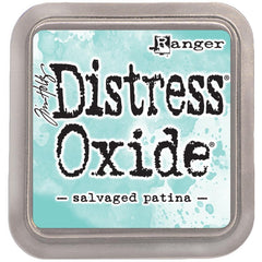 Tim Holtz - Distress Oxides Ink Pad - Salvaged Patina