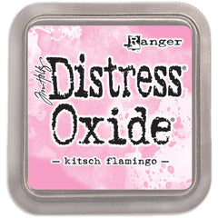 Tim Holtz - Distress Oxides Ink Pad - Kitsch Flamingo