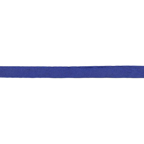 "Solid Wrinkled Ribbon 1/2""X50yd - Periwinkle"
