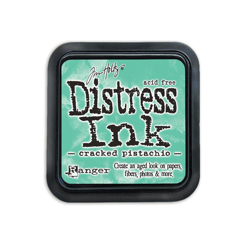 Cracked Pistachio - Tim Holtz Distress Ink Pad (January)