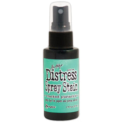 Cracked Pistachio - Tim Holtz Distress Spray Stains 1.9oz Bottles (January)