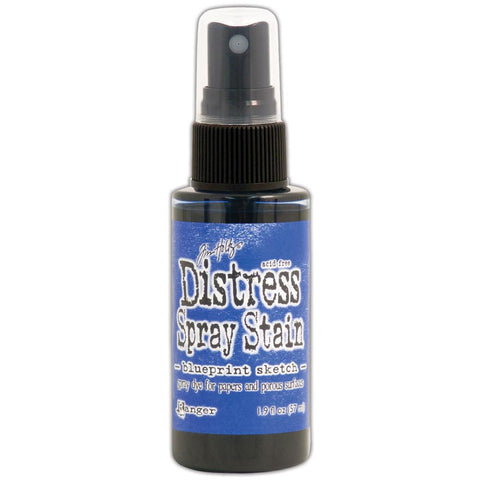 Blueprint- Tim Holtz Distress Spray Stains 1.9oz Bottles (July)
