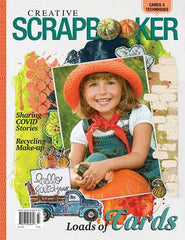 Creative Scrapbooker Magazine - Fall 2020