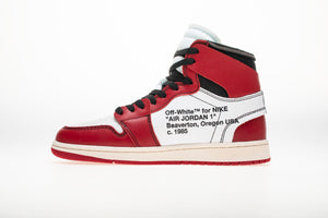 人気話題!Nike Jordan 1 Retro High Off-White Chicago