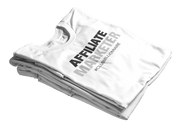 "T-SHIRT ""AFFILIATE MARKETER"" - ClubMillionnaire Shop"