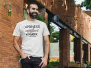 "T-SHIRT ""BUSINESS SHARK"" - ClubMillionnaire Shop"