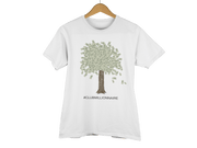 "T-SHIRT ""MONEY TREE"" - ClubMillionnaire Shop"