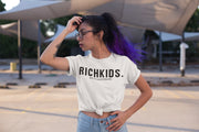 "T-SHIRT ""RICH KIDS."" - ClubMillionnaire Shop"