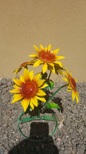 Yellow Sunflowers (Extra Small)