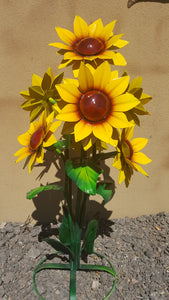 Yellow Sunflowers (Medium)