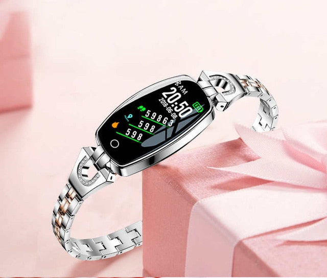 Luxury Women Bracelet Smart Watch