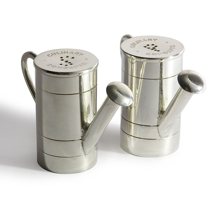 Watering Can Salt & Pepper Set