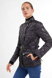 Holland Cooper Heritage Quilted Jacket - Black