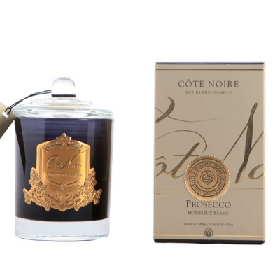 Côte Noire Prosecco Limited Edition Candle - 185g