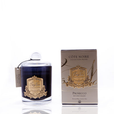 Côte Noire Prosecco Limited Edition Candle - 450g