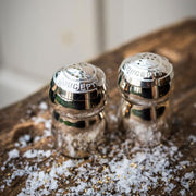 Champagne Cork Salt & Pepper Set
