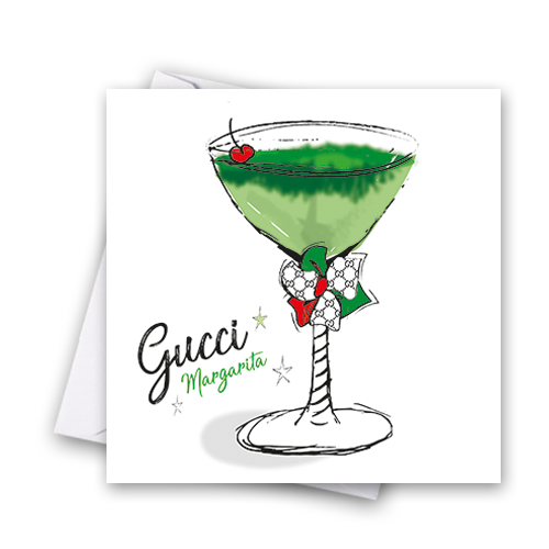 Gucci Margarita Card