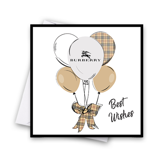 Burberry Card