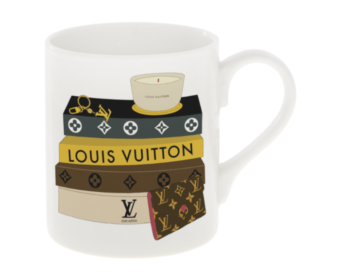 Fashion Books Mug VL Inspired