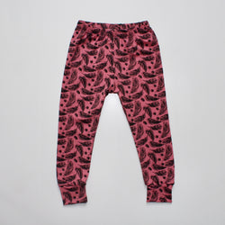 Rose Feathers Baby and Children's Leggings