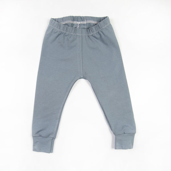 Steel Blue Baby and Children's Leggings