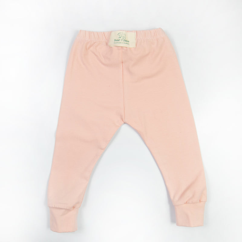 Pink Baby and Children's Leggings (Ready to Ship)