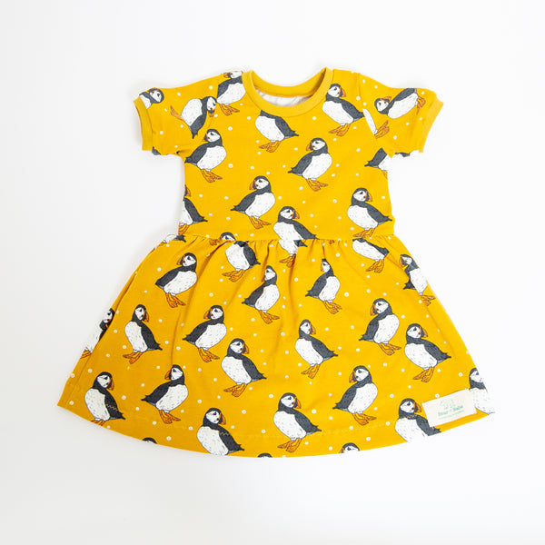 Puffins Baby and Children's Dress