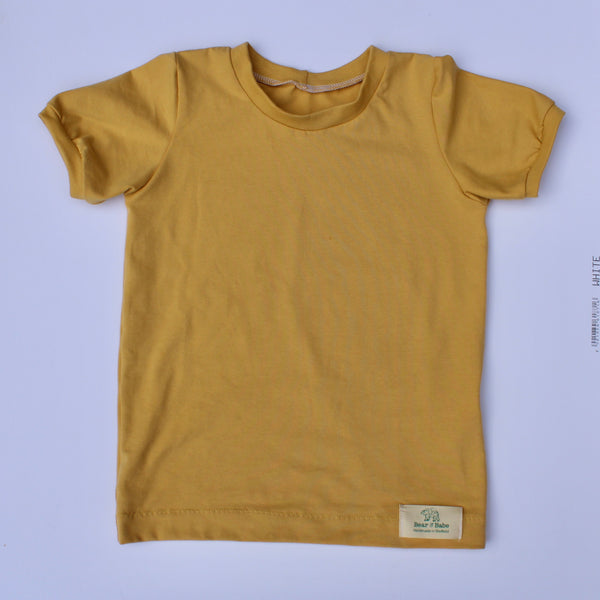 Gold Baby and Children's T-shirt