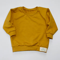 Ochre Baby and Children's Sweater