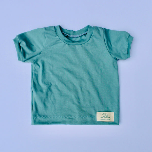Aqua Baby and Children's T-shirt