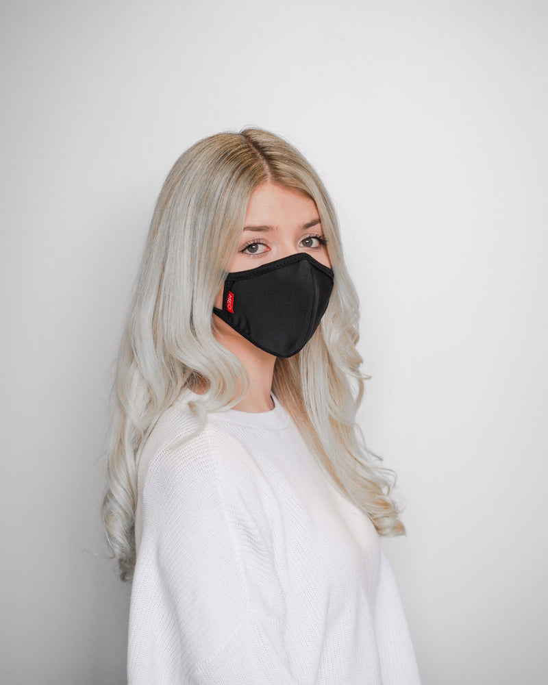 MEO | Lite Face Mask BLACK