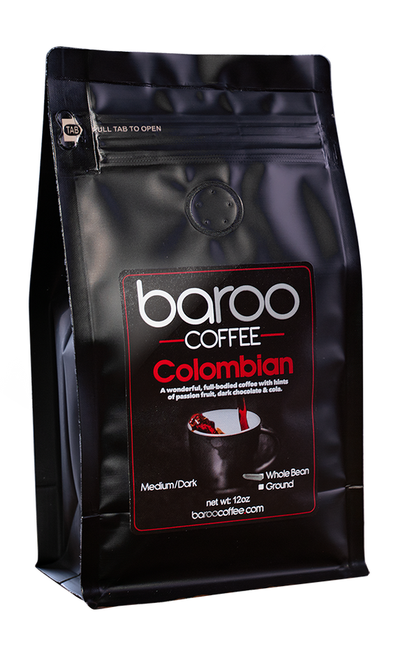 Baroo Colombian Coffee