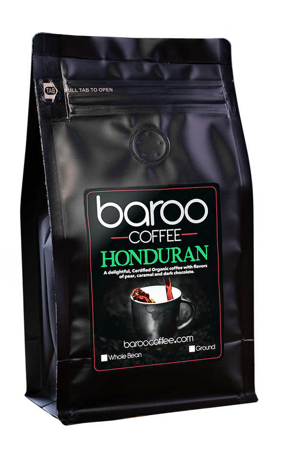 Baroo Honduran Coffee