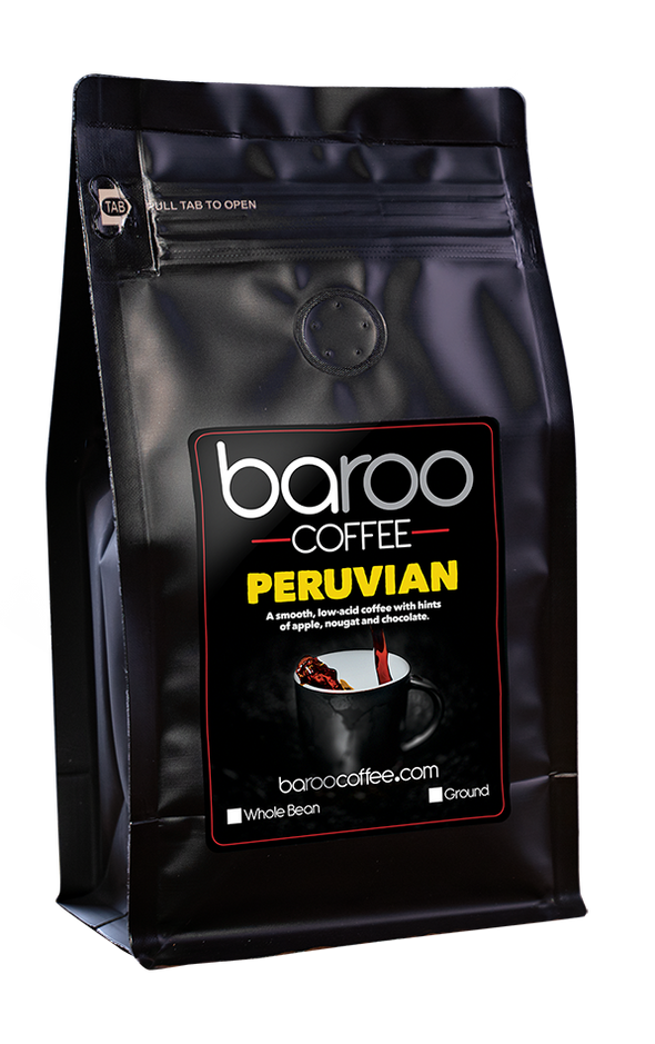 Baroo Peruvian Coffee