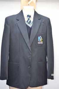 1880 Boys Navy Badged Blazer - Blackwater Integrated College