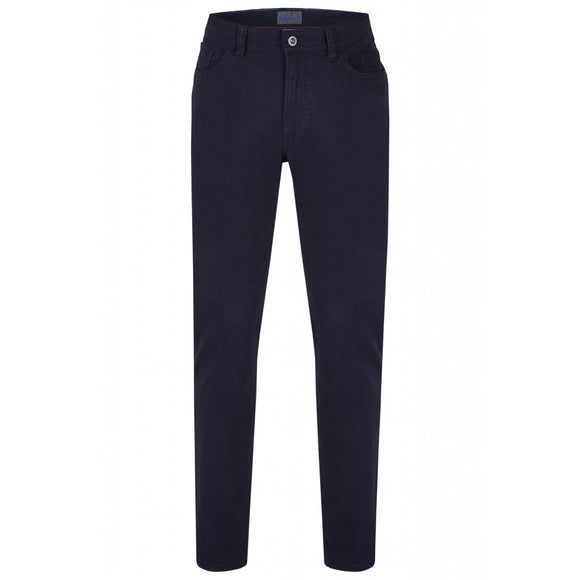 HENK 5 POCKET THERMAL JEAN STYLE TROUSER