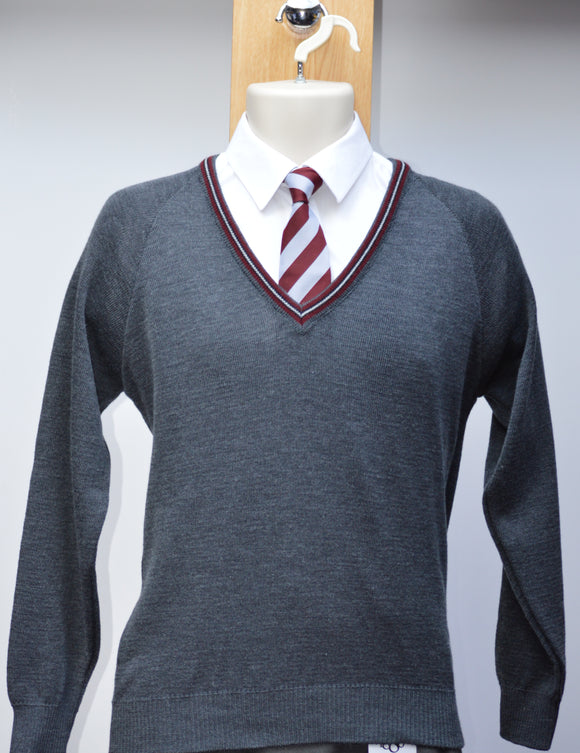 Saintfield High  Grey Jumper