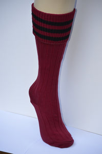 HIGH SCHOOL SPORTS SOCK