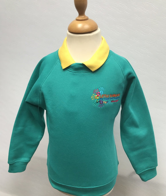 Little Sunbeams  Sweatshirt (Nursery)