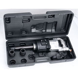 "1"" air impact wrench rattle gun AT550 with case"