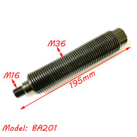 Wheel balance screw shaft BA201