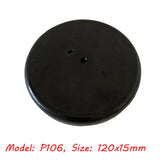 Car Hoist Rubber Pad Rubber Block Pad Block P106