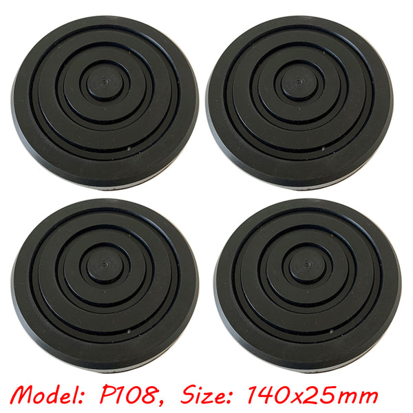 Car Hoist Rubber Pad Rubber Block Pad Block P108
