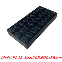 Car Hoist Rubber Block, Rubber Pad, Lifting Pad P203