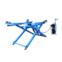Portable Mid Rise Scissor Car Hoist Lift SS130
